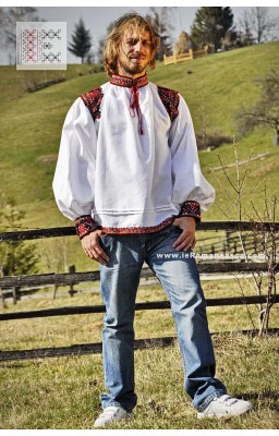 Romanian traditional shirt