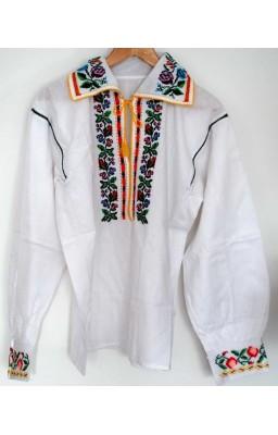 Rumänische folklorische Bluse von Moldau