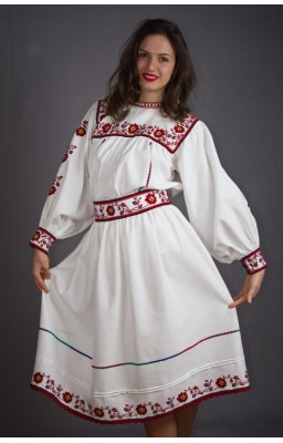 Romanian folk costume