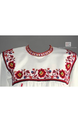 Romanian  national costume - Oas area