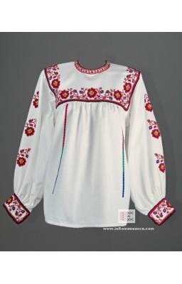 Romanian national costumes - Oas area