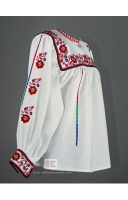 Romanian dress - Oas area