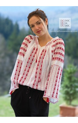 Marion Romanian blouse
