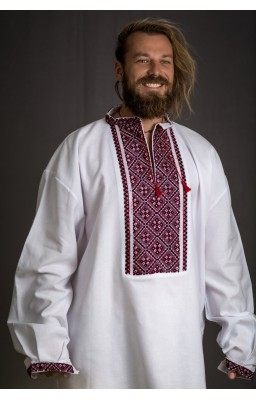 Traditional Romanian Shirt