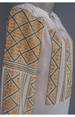 authentic embroidetred traditional roanian blouses