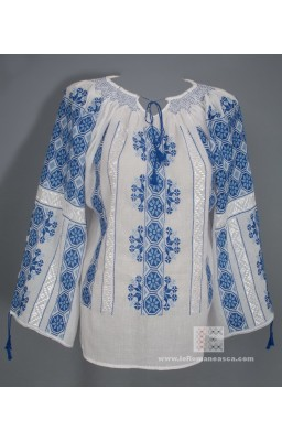 embroidered romanian blouses for sale