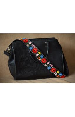 handmade beaded replacement strap for handbag