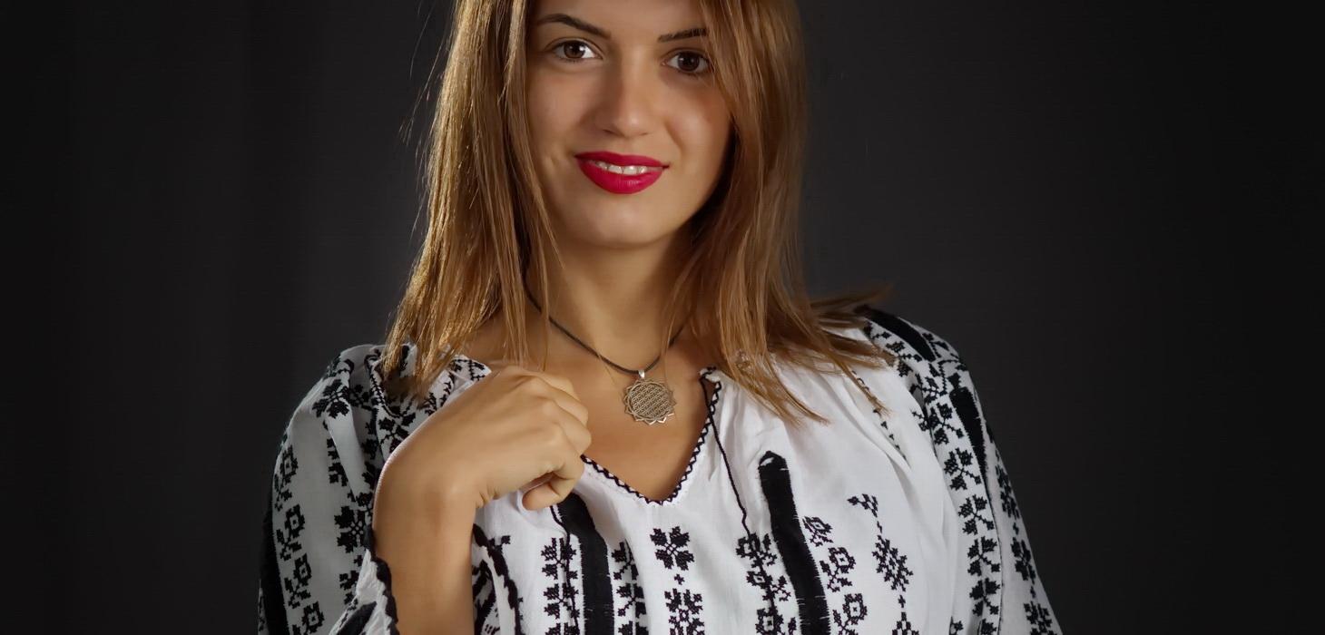 Rumänische Blusen