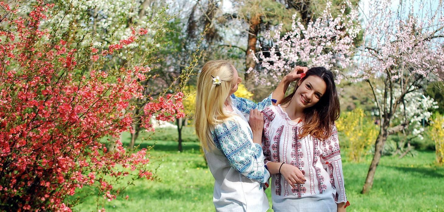 romanian peasant blouse